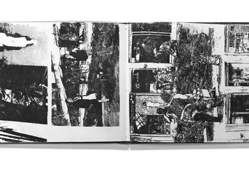 SantiagoRobles, Draw, Drawing, Graphic, Grafito, Pencil, SeisComidasCompartidas, Paper, Project, Colaboracion, Arte, ArteVisual, VisualArt, ArteContemporáneo, ContemporaryArt