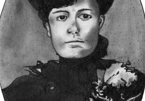 Santiago Robles, Santiago Solís, Popof, Dibujo, Drawing, Pancho Villa, Museo Nacional de las Intervenciones, Elisa GriensenElisa Griensen