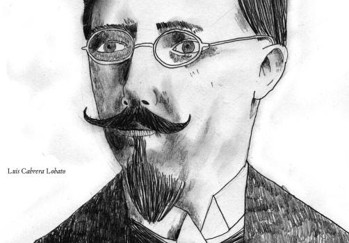 Santiago Robles, Santiago Solís, Popof, Dibujo, Drawing, Pancho Villa, Museo Nacional de las Intervenciones, Luis Cabrera