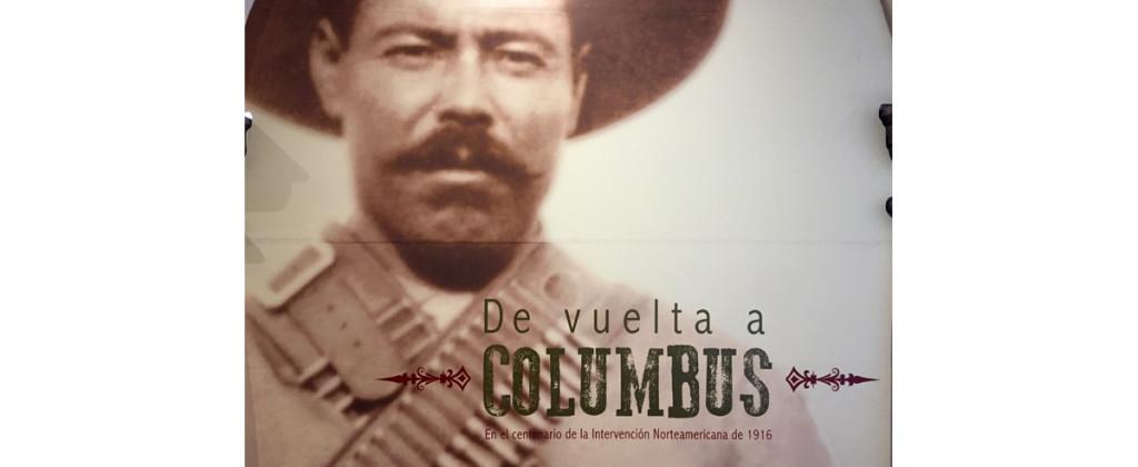 Santiago Robles, Santiago Solís, Popof, Dibujo, Drawing, Pancho Villa, Museo Nacional de las Intervenciones, De vuelta a Columbus