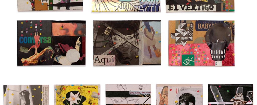 Santiago Robles, Collage, Print, El Salado, Impreso, Paint, Pintura, Arte, Arte visual, Visual art, Arte contemporáneo, Contemporary art