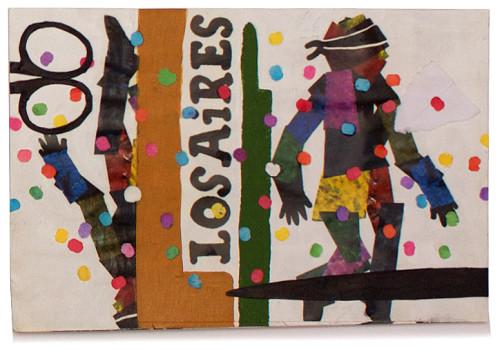 Santiago Robles, Collage, Print, El Salado, Impreso, Paint, Pintura, Arte, Arte visual, Visual art, Arte contemporáneo, Contemporary art, objet trouvé