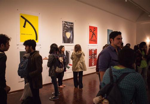 Santiago Robles, poster design, design, diseño, cartel, diseño de cartel, Bienal Internacional del Cartel en México, San Luis Potosí, Exposición, Exhibition