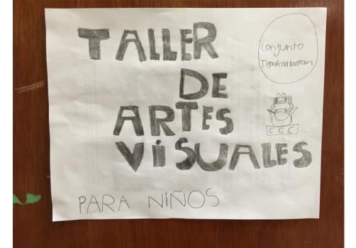 Santiago Robles, Taller de verano, Santiago Tepalcatlalpan, Artes visuales, Niños, Arte, Arte visual, Ríos, Centro cultural, Xochimilco, Ciudad de México
