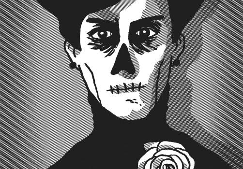 Santiago Robles, Santiago Solís, Popof, Ilustración, Illustration, Gráfica, Graphic, Dibujo, Draw, Día de muertos, Day of the dead, Ofrenda, Museo Nacional de las Intervenciones