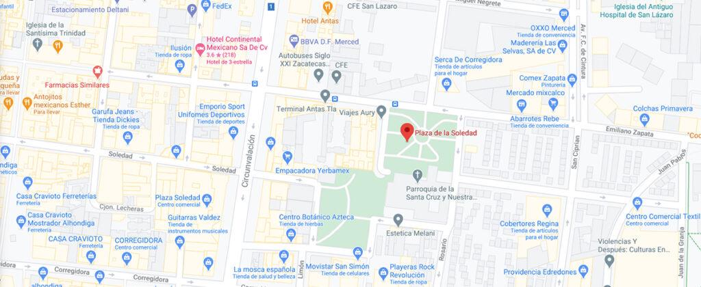 SantiagoRobles, CarpaOrganica, Soledad, Arte, Colaboacion, Collaboration, Colaborativo, Colectivo, EspacioPublico, Mapa, Proyecto, ExTeresa, CiudaddeMexico