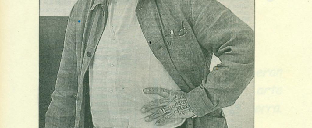 Santiago Robles, Felipe Ehrenberg, Revista Código, Arte, Arte Contemporáneo, Art, Contemporary Art, Reglas no escritas del arte, Columna, Texto, Text