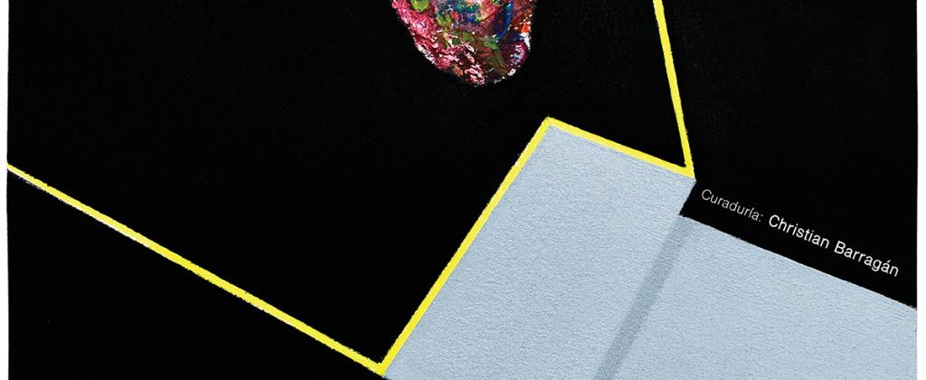 SantiagoRobles, Diseño, Design, PosterDesign, Invitacion, Invitation, JavierPelaez, ChristianBarragan, Paint, Pintura, ArteContemporaneo, ContemporaryArt