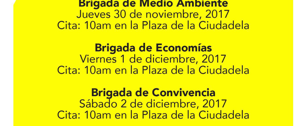 SantiagoRobles, SomosLocal, Brigada, 19S, ColoniaJuárez, ResilenciaBarral, Mapeo, Urbanismo, Arquitectura, Brigada, BrigadaCultural, LauraJanka, IrinaIrazoque