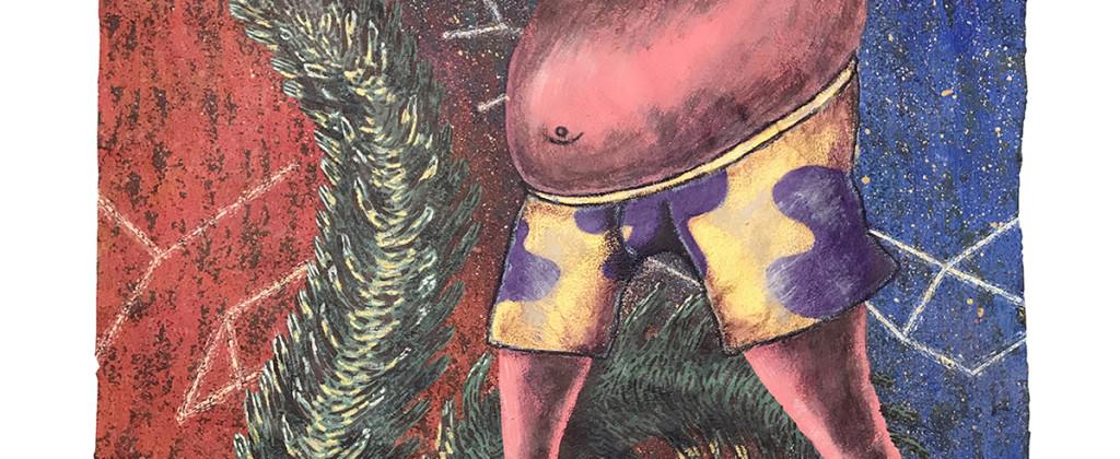 SantiagoRobles, Pintura, Painting, Art, Arte, ArteContemporáneo, ContemporaryArt, Amate, ArteVisual, VisualArte, Tamayo