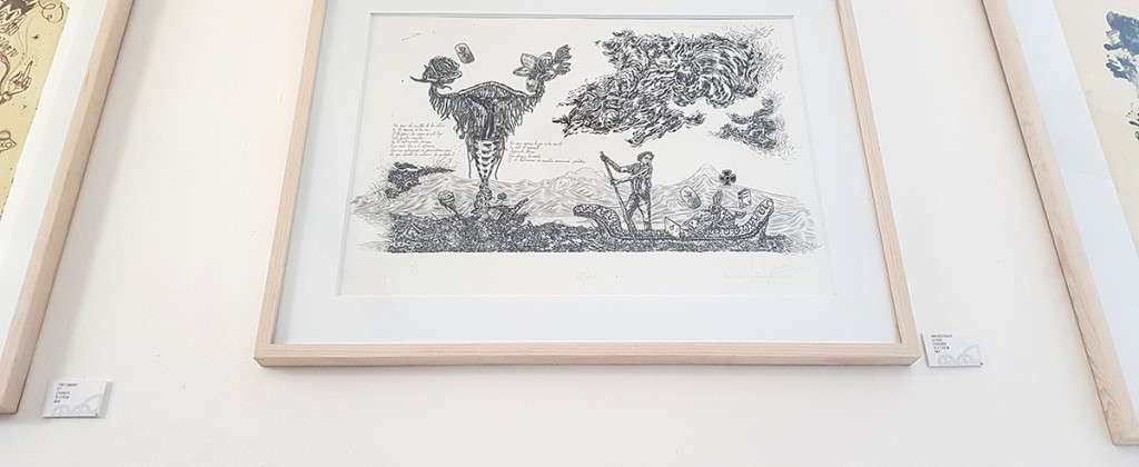 SantiagoRobles, Graphic, Grafica, Art, Arte, ContemporaryArt, LaMaquina, Lakra, Camuñas, Limon, Camuñas, Oaxaca, Multiple, Print, Impresion, Litografía, Litography