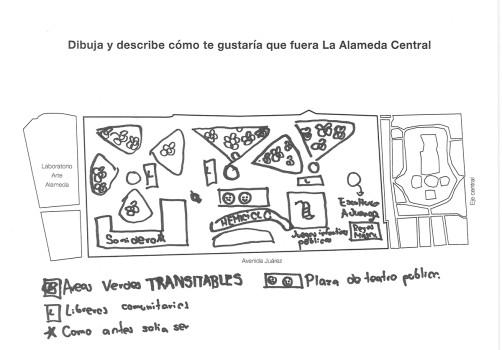 SantiagoRobles, BuscandoelPresente, PublicSpace, Art, ArteParticipativo, RelationalArt, AlamedaCentral, LaboratorioArteAlameda, EmplazamientosdelaMemoria, GemmaArgüello, MauroGiaconi, AbrahamGonzálezPacheco, LeoMarz, MaríaCerdá, NuriaMontiel, NinaFiocco, MarekWolfryd, BereniceOlmedo