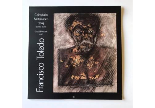 SantiagoRobles, FranciscoToledo, Calendario, RafaelLopezCastro, GracielaIturbide, NataliaToledo, VisualArt, Arte, ArteVisual