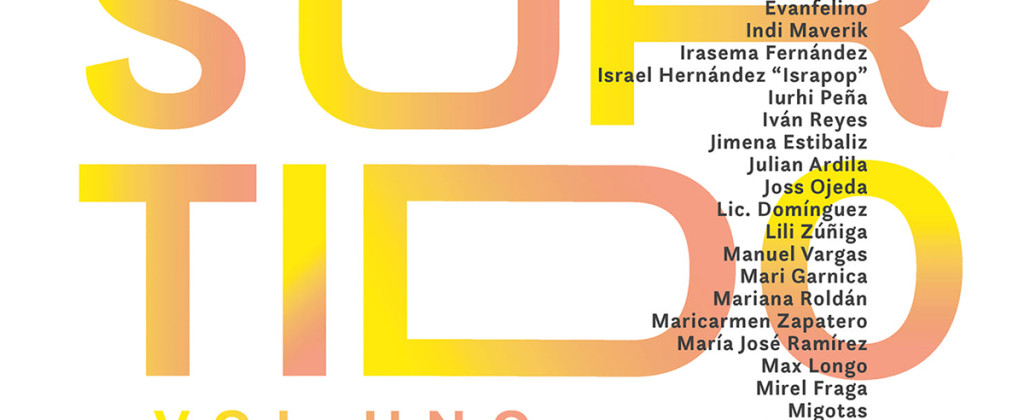 SantiagoRobles, SARA, Surtido, RodrigoAlasua, whitecremnitz, print, riso, printing, design, illustration