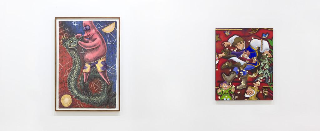 SantiagoRobles, ContemporaryArt, ArteContemporaneo, Grafica, Graphic, Ensamble, assemblage, ElRayoylaMemoria, cochineal, Cochinilla, ChristianBarragán, InaLarrauri, PatriaImpecableyDiamantina, Video, Exhibition, Exposición,
