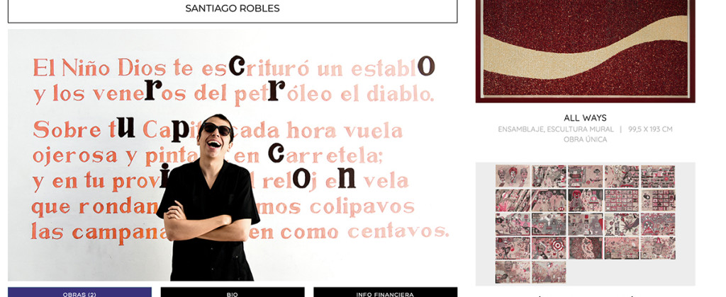 SantiagoRobles, SaishoArt, Saisho, ContemporaryArt, ArteContemporáneo, Graphic, Grafica, VisualArt, Mexico, Intervention, InternationalArtist,