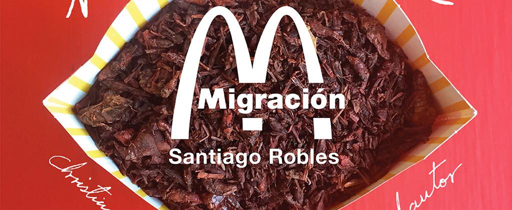 SantiagoRobles, Migracion, ChristianGomez, WendyCabrera, Libro, Book, Print, Art, ContemporaryArt, Presentación, Editorial, Print, Aeromoto