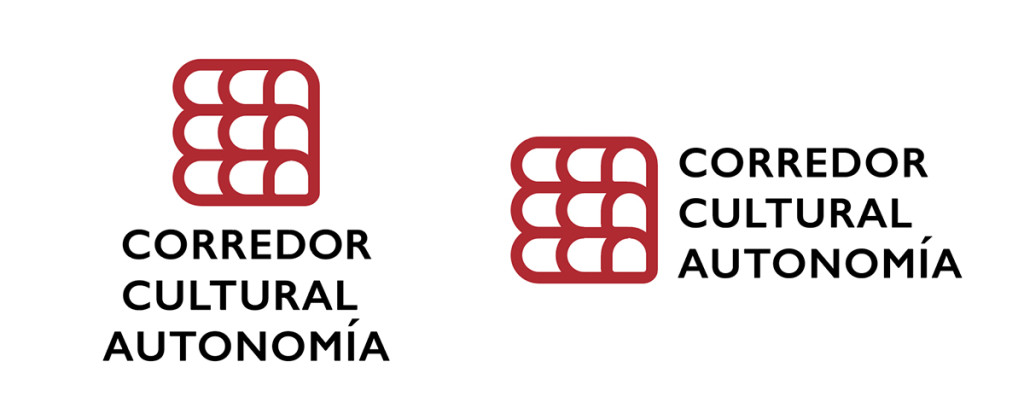 CorredorCulturalAutonomia, SantiagoRobles, Logotipo, Diseño, FundacionUNAM, PabloRulfo