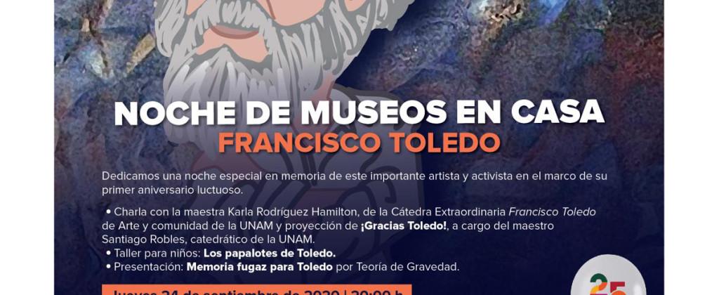 SantiagoRobles, FranciscoToledo, Oaxaca, NuevoLeon, Conarte, UNAM, Catedra, Arte