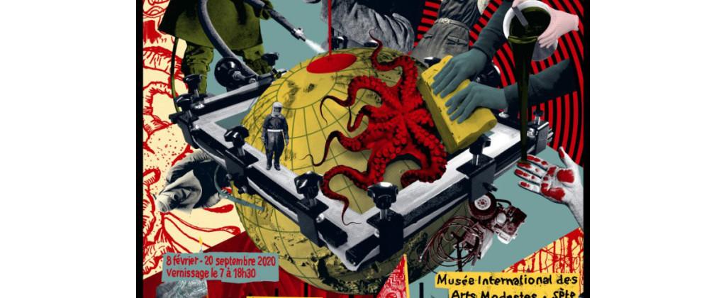 SantiagoRobles, LeDernierCri, PakitoBolino, MIAM, France, Art, VisualArt, ContemporaryArt, Graphic, Grafica, Lakra