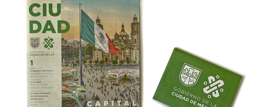 SantiagoRobles, Periodico, DiseñoEditorial, CDMX, CGCC, NewsPaper, publication, Design