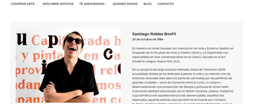 SantiagoRobles, Art, ContemporaryArt, Diderot, DiderotArt, VisualArt, AndreaMartinez, JaimeRuiz, LuciaVidales