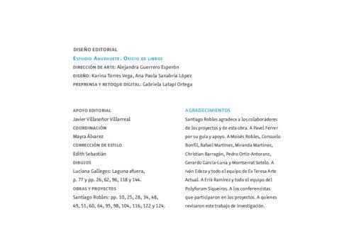SantiagoRobles, BalamBartolome, ChristianGomez, KarinaRuiz, MiguelTorres, AlejandraGuerrero, ArteColaborativo, Arte, VisualArt, EspacioPublico, PublicSpace, PavelFerrer, AndreaMartinez, RoxanaRuiz, JavierVillaseñor, MayraAlvarez, EdithSebastian, LucianaGallegos, LagunaAfuera, GabrielaLatapí , PedroOrtizAntoranz, Collaboration, Reparadora, SeisComidasCompartidas, ExTeresa, PolyforumSiqueiros, ArteContemporaneo, ContemporaryArt