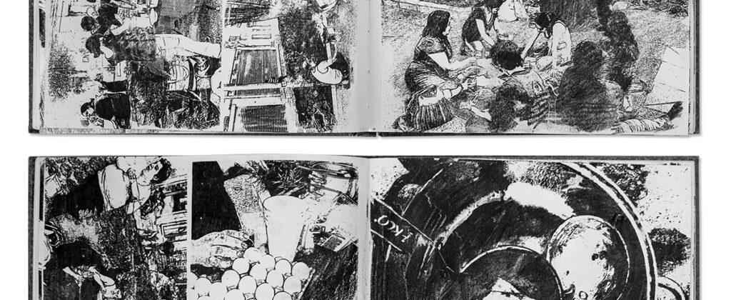 SantiagoRobles, Seiscomidascompartidas, Arte, ArteContemporaneo, Intervencion, Intervencionismo, Artecolaborativo, CiudaddeMéxico, México, PlazadelaAlhondiga, Trabajadorassexuales, Jovenes, Cocina, Cocinando, Cooking, Espaciopublico, Acequiareal, Puente