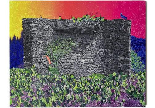 SantiagoRobles, ContemporaryArt, Paint, Painting, VisualArt, Art, CICA, CICAMuseum, Exhibition, SouthKorea, ISVC