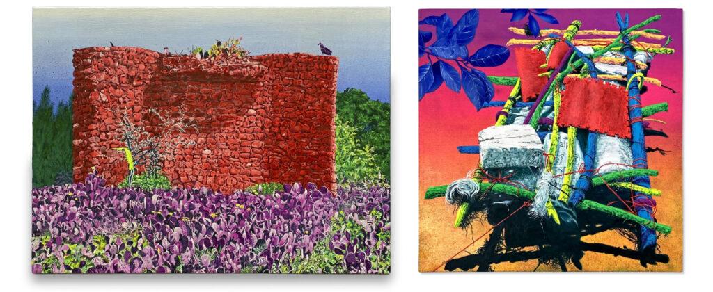 zonasdetransicion, santiagorobles, pintura, artecontemporaneo
