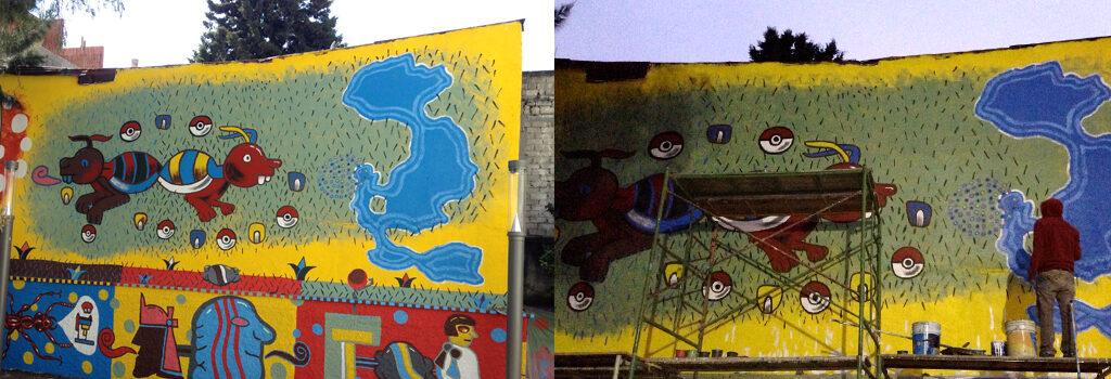 santiagorobles, artecontemporaneo, mural, mexico