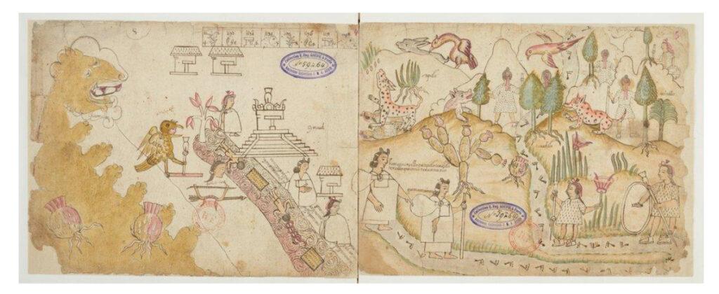 codiceazcatitlan, santiagorobles, mexico