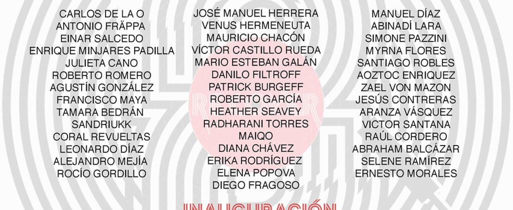 SantiagoRobles, ReCover, OmarBarquet, Music, Musica, Culture, Arte, ArteContemporaneo, ArteVisual, CulturaMusical, ReyVinilo, Exposicion, Exhibition, Show