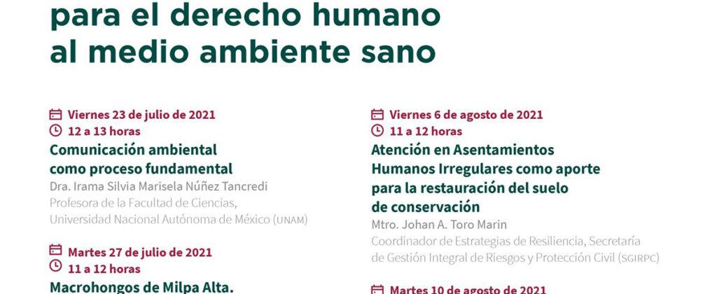 SantiagoRobles, Diseño, Cartel, SueloConservacion, MedioAmbiente, CDMX, CiudaddeMexico, Concurso, Interuniversitario