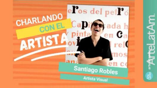 ArteLatAm, SantiagoRobles, Art, ContemporaryArt, ArteContemporaneo, NY, Bogota, TorresMachado, SantiagoTrujillo, VisualArt, Talk, ArtTalk, dialogo